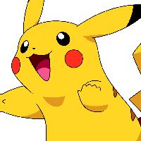 Pikachu (killed at night)